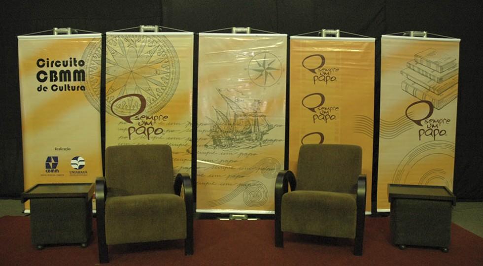 Mobiliário para palestras